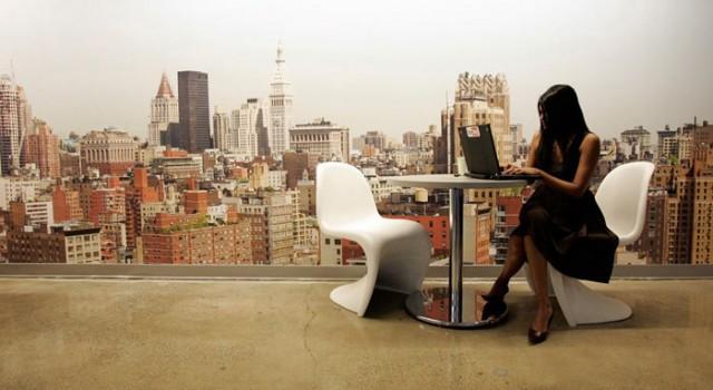 les superbes bureaux de google welovebuzz. Black Bedroom Furniture Sets. Home Design Ideas