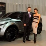 Le nouveau « Evoque » de Land Rover créé par Victoria Beckham