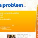SOS: J'ai besoin d'un problème