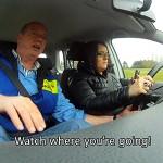 Une campagne belge contre le SMS au volant