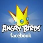 Angry Birds débarque sur Facebook