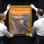 Le «Cri» de Munch, l'œuvre de peinture la plus chère au monde
