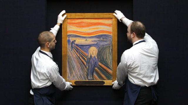"""Le """"Cri"""" de Munch, l'œuvre de peinture la plus chère au monde — Welovebuzz"""