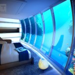 Water Discus Hotel, un hôtel sous-marin à Dubaï