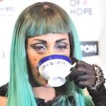 La tasse de thé de Lady Gaga s'élève à 38 000 euros