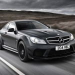 Le monstre signé Mercedes-Benz : C63 AMG Black Series