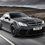 Le monstre signé Mercedes-Benz : C63 AMG Black Series