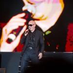 Pitbull a mis le feu à Mawazine