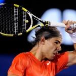 Rafael Nadal et la raquette «intelligente»