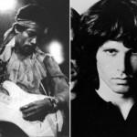 Jim Morrison et Jimi Hendrix ressuscitent