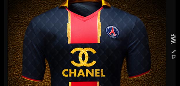 pretty nice f36e0 0b5a3 Des maillots de luxe pour le Paris Saint Germain - Welovebuzz