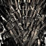Le trône de fer de Game Of Thrones mis en vente