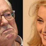 Jean-Marie Le Pen veut réclamer un million de dollars à Madonna