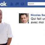 La nouvelle vie de Sarkozy sur Facebook