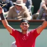 Rafael Nadal remporte Roland Garros 2012