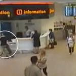 Une fille de 2 ans abandonnée à l'aéroport par ses parents