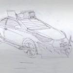Hyundai présente son i30 version Zombie