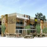 Le plus grand McDonald's du monde pour les JO
