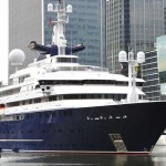 Invasion des Super-Yachts aux JO de Londres