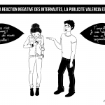 Illustration : Retrait de la publicité Valencia après la réaction des internautes