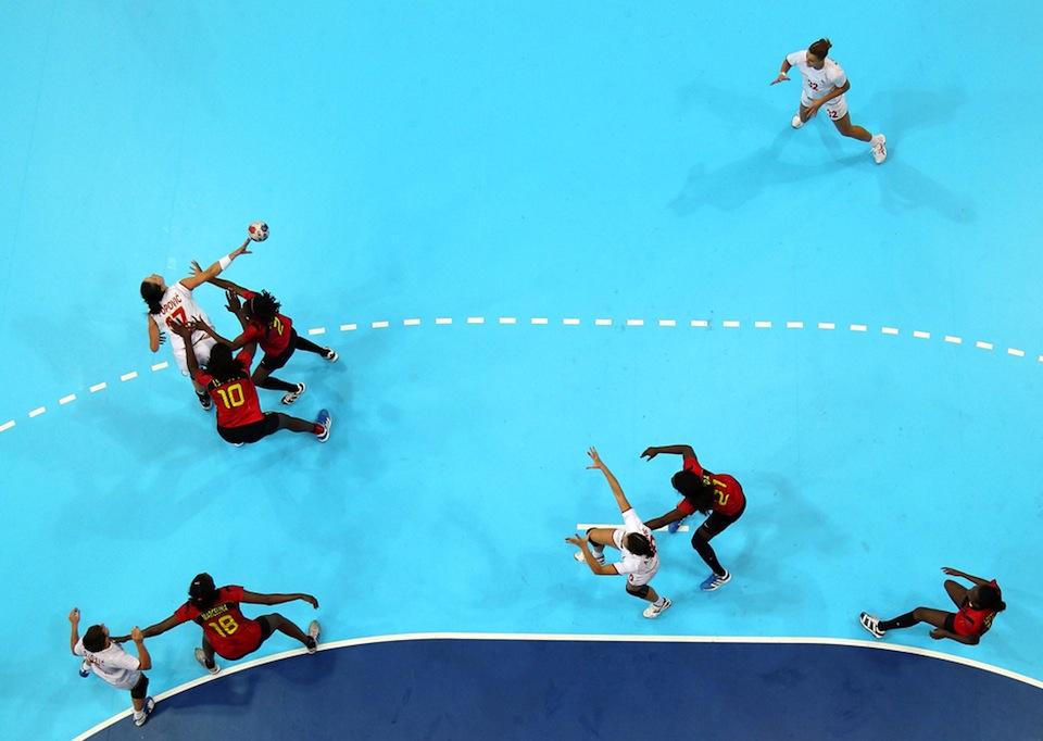 Photos HD : Jeux Olympiques de Londres 2012