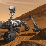 Le rover Curiosity s'apprête à se poser sur Mars