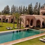 Le palais de Sarkozy à Marrakech à 5 000 000 d'euros