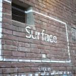 La publicité de Surface envahit les murs de Brooklyn