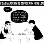Illustration : Troisième cas marocain de dopage aux JO de Londres 2012