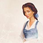 Les jeunes filles de Disney complètement transformées