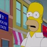 Homer Simpson vote Mitt Romney