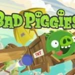 BadPiggies : une nouvauté aussi addictive qu'Angry Birds