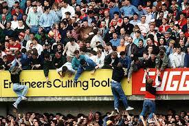 Supporters à Hilssborough