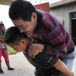 Yang Jinlong, 7 ans et plus fort que vous