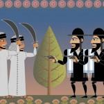 This land is mine: la Palestine à travers les âges