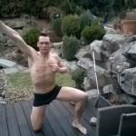 L'homme à la piscine gelée dépasse les 10 millions de vues sur Youtube