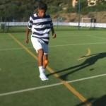 Hachim Mastour, la star de l'AC Milan d'origine marocaine