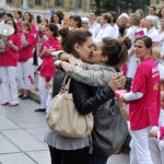 Le baiser lesbien de Marseille qui en marqua plus d'un