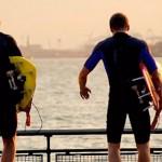 Surfer dans les rues de New York, c'est possible