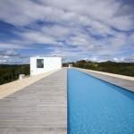 Une maison de 150 mètres de longueur