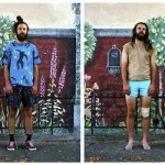 Échanger ses vêtements avec son conjoint, un projet par Hana Pesut