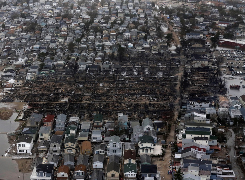 APTOPIX Superstorm Sandy