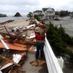 L'incroyable ouragan Sandy en photos