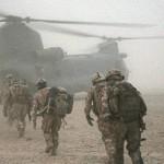 Portraits de soldats avant, pendant et après l'Afghanistan