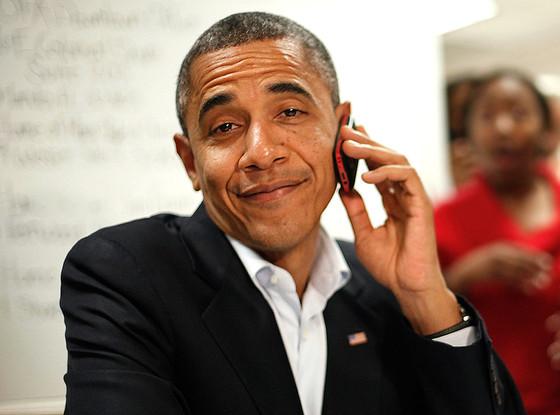Photos : Barack Obama, ce drôle de président ! Planet