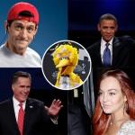 Les 10 meilleurs moments des élections américaines de 2012