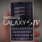 Le Galaxy S4 prévu pour Janvier ?