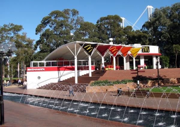 Darling Harbour – Sydney (Australie)