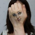Du Body-Painting plus réaliste que jamais