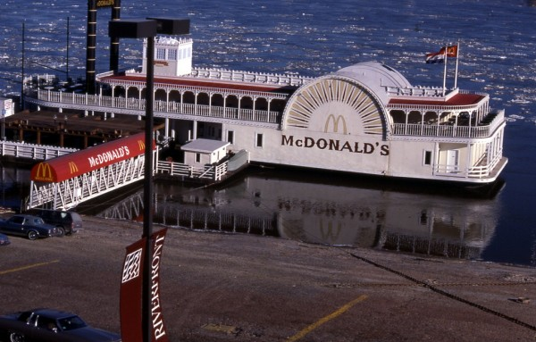 River Boat Mississippi River – St Louis (USA)